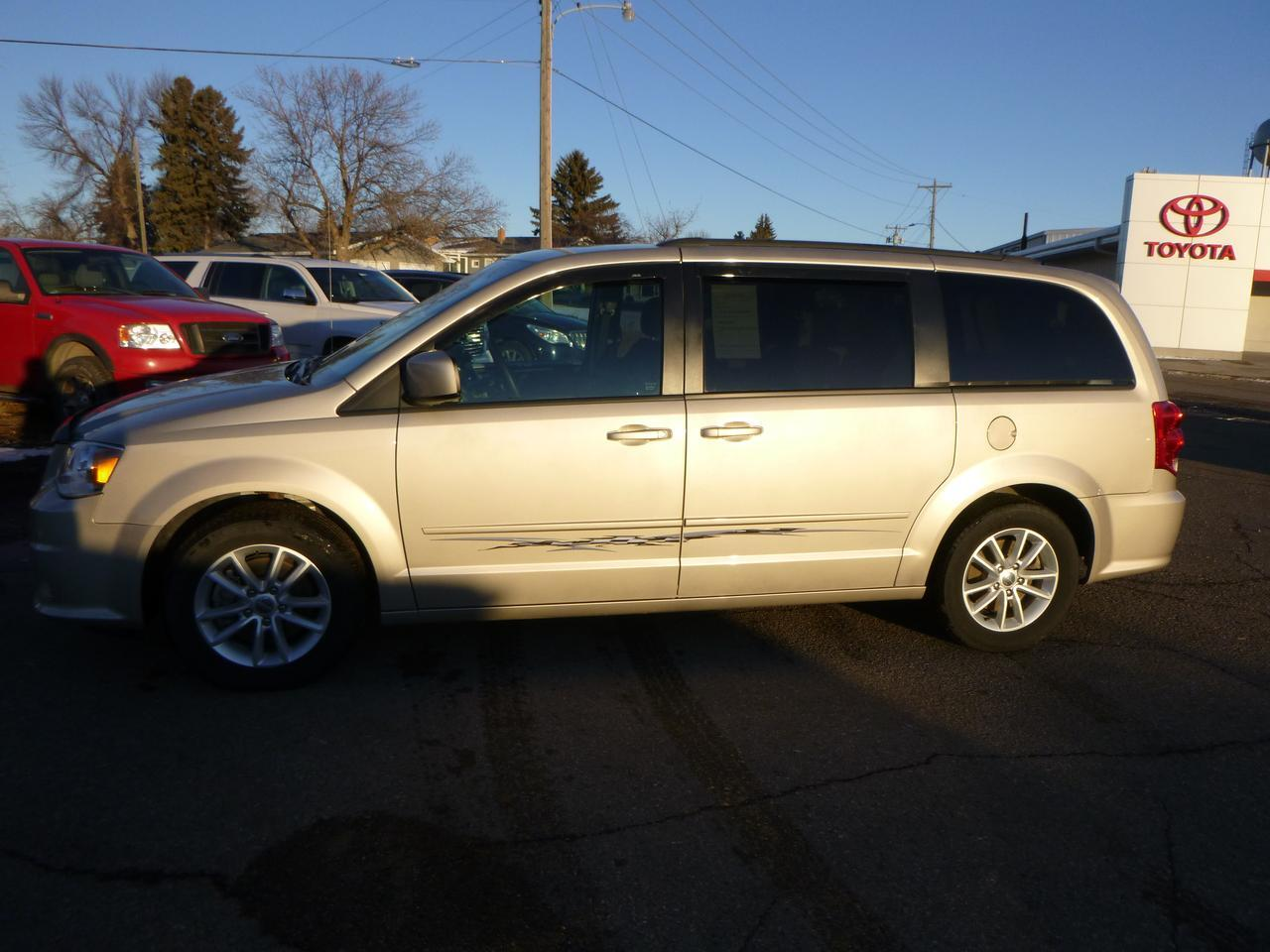 2016 Dodge Grand Caravan SXT Jamestown ND