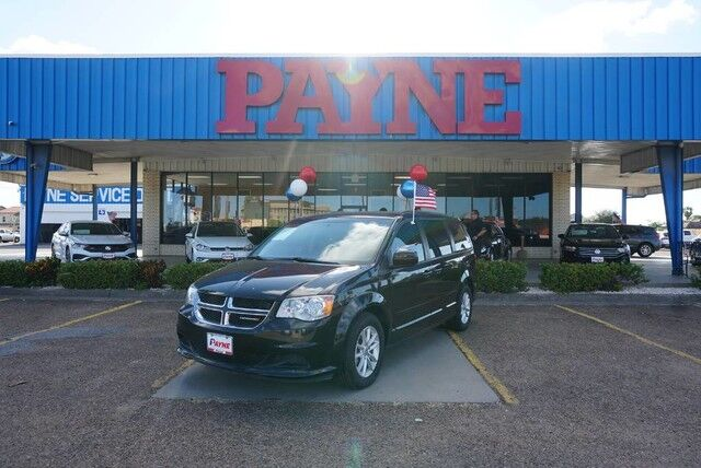 2016 Dodge Grand Caravan SXT Mission TX