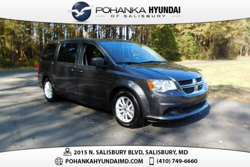 2016_Dodge_Grand Caravan_SXT **PERFECT MATCH**_ Salisbury MD