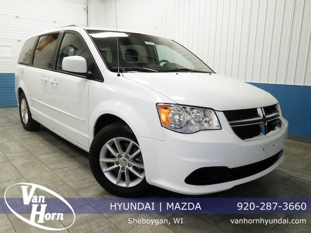 2016 Dodge Grand Caravan SXT Plymouth WI
