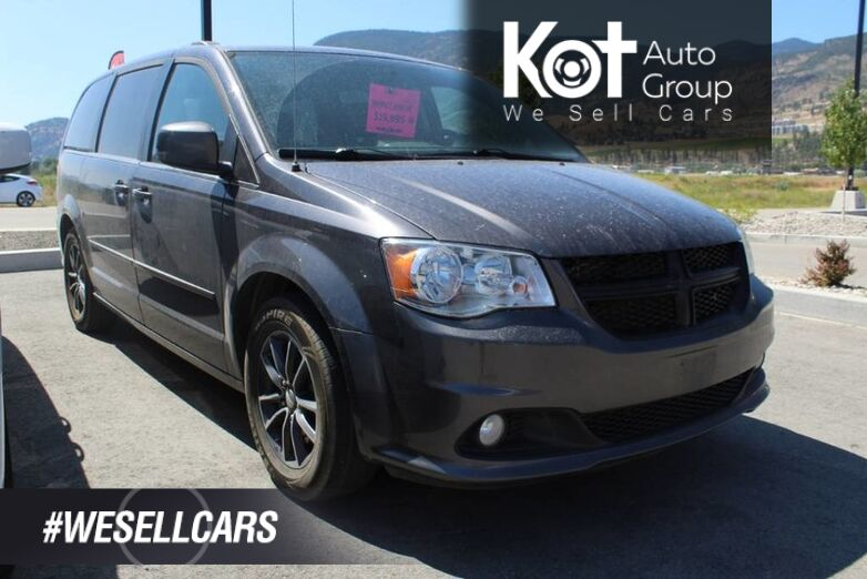 2016 Dodge Grand Caravan SXT Premium Plus, Its Has Every Thing You Need For Those Family Trips Kelowna BC