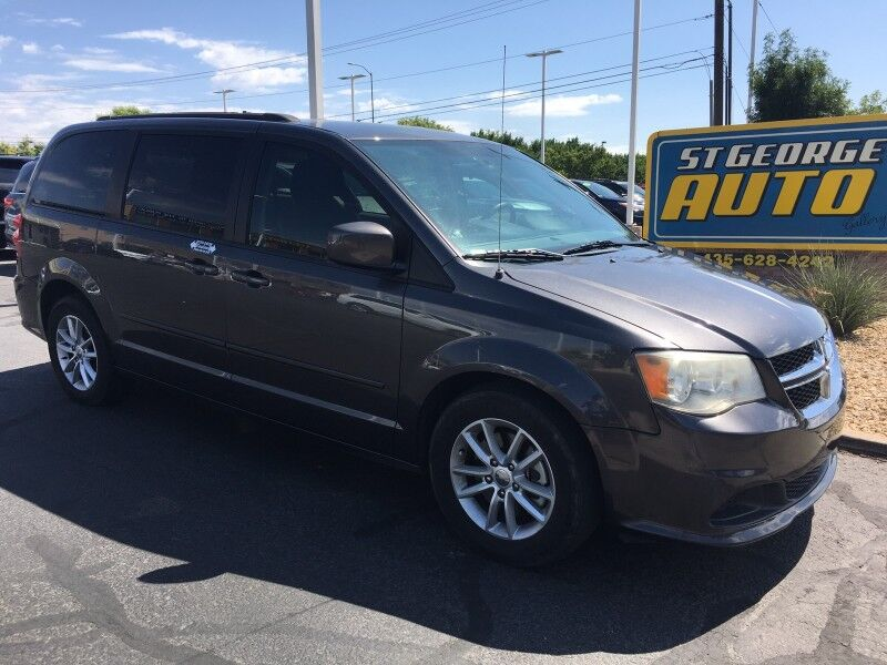 2016 Dodge Grand Caravan SXT St George UT