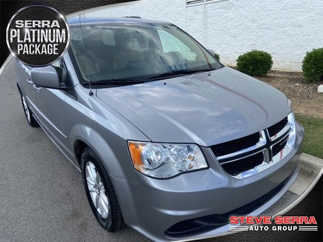 2016 Dodge Grand Caravan SXT Decatur AL