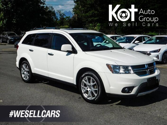 2016 Dodge Journey AWD 4dr R/T Maple Ridge BC