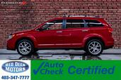2016 Dodge Journey AWD R/T 3rd Row Leather BCam