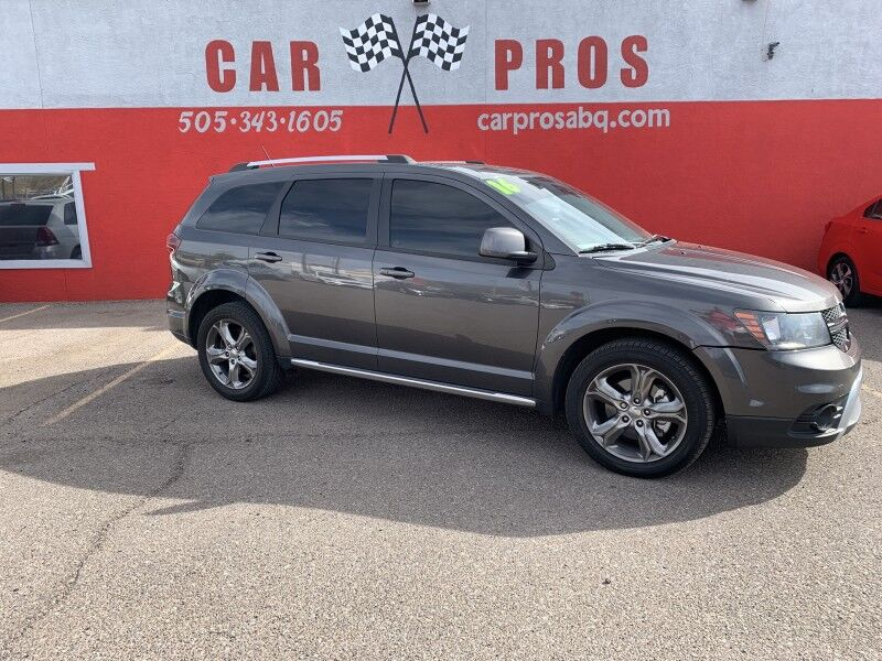2016 Dodge Journey Crossroad Albuquerque NM