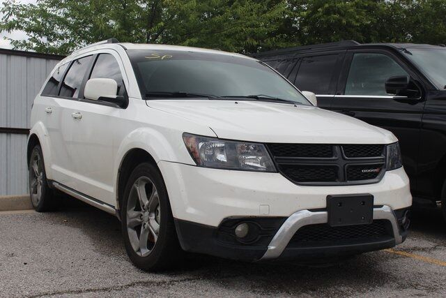 2016 Dodge Journey Crossroad Ardmore OK