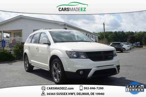 2016_Dodge_Journey_Crossroad_ Delmar DE