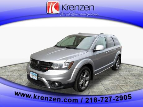 2016 Dodge Journey Crossroad Duluth MN