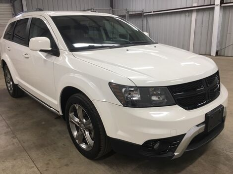 2016_Dodge_Journey_Crossroad_ Harlingen TX