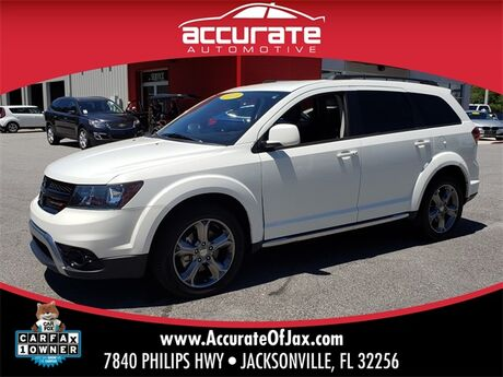 2016 Dodge Journey Crossroad Jacksonville FL