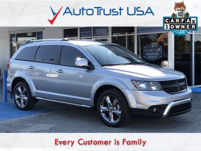 2016 Dodge Journey Crossroad Miami FL