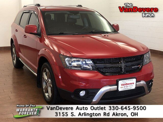 2016 Dodge Journey Crossroad Plus Akron OH