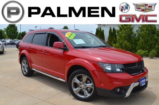 2016 Dodge Journey Crossroad Plus Kenosha WI