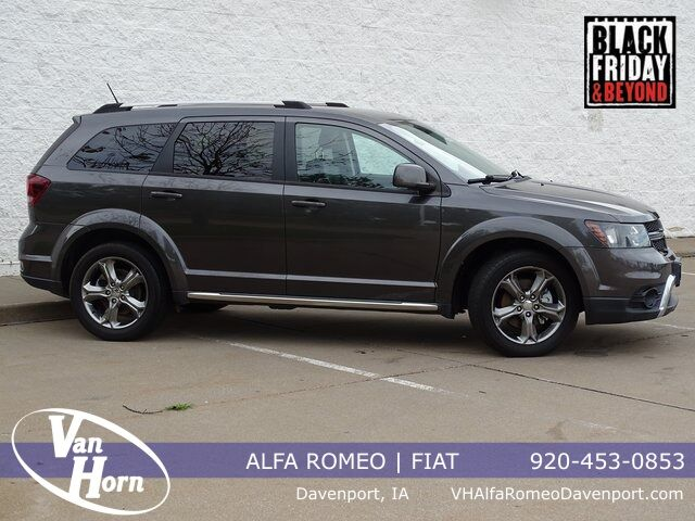 2016 Dodge Journey Crossroad Plymouth WI