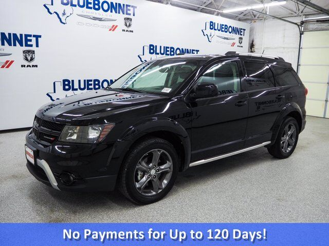 2016 Dodge Journey Crossroad New Braunfels TX
