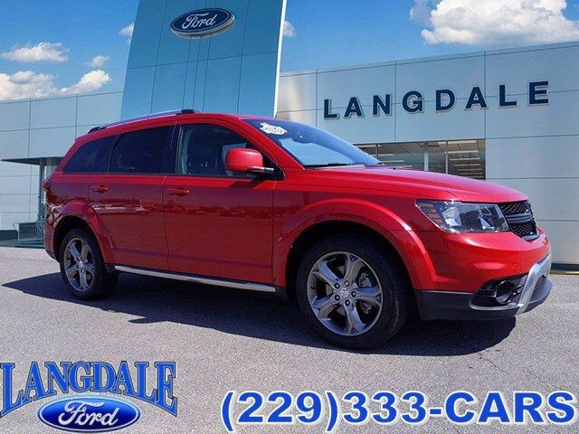 2016 Dodge Journey Crossroad Valdosta GA