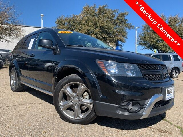 2016 Dodge Journey Crossroad Waco TX