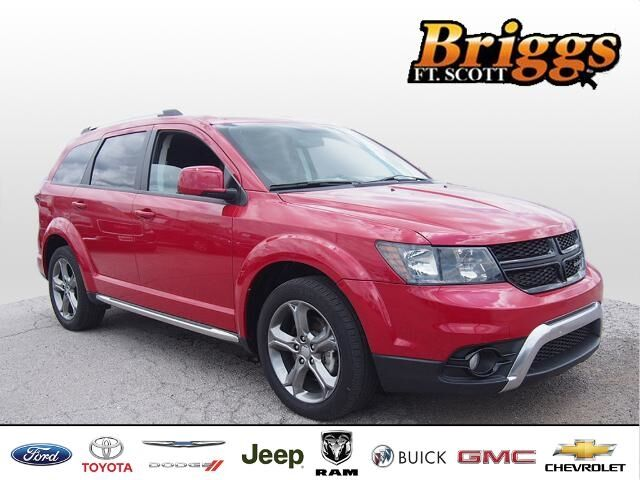 2016 Dodge Journey FWD 4dr Crossroad Fort Scott KS