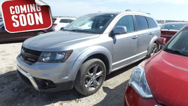 2016 Dodge Journey FWD 4dr Crossroad Topeka KS