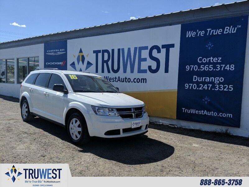 2016 Dodge Journey FWD 4dr SE Cortez CO