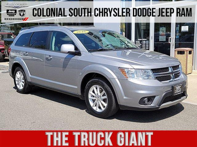 2016 Dodge Journey FWD 4dr SXT Dartmouth MA