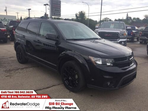2016_Dodge_Journey_Limited  - Bluetooth -  Heated Seats - $151.71 B/W_ Redwater AB