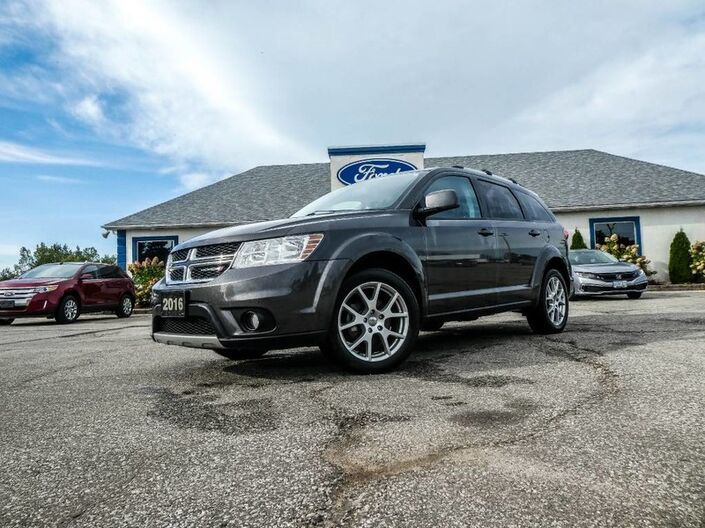 2016 Dodge Journey Limited- REMOTE START- PUSH TO START- HEATED SEATS- BACKUP CAMERA Essex ON
