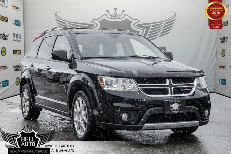 2016 Dodge Journey R/T 7 PASS NAVI DVD BACK-UP CAM SUNROOF Toronto ON