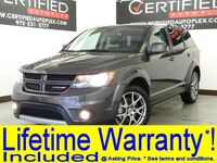 Dodge Journey R/T AWD LEATHER HEATED SEATS REAR CAMERA REAR PARKING AID 3RD ROW SEAT ALPI 2016
