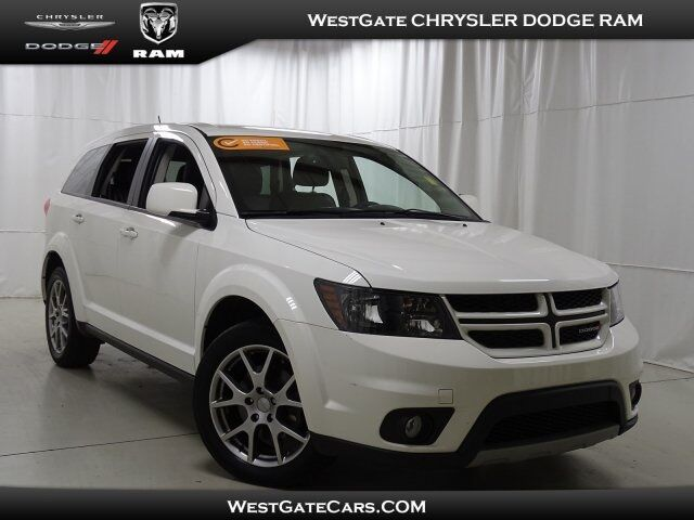 2016 Dodge Journey R/T Raleigh NC