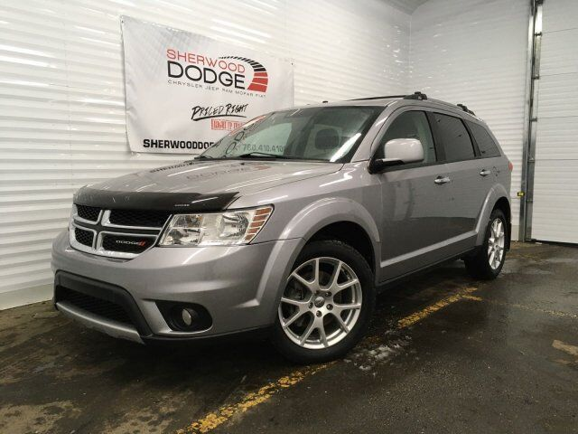 2016 Dodge Journey R/T | HEATED SEATS | DVD | REMOTE START