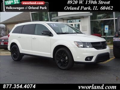 2016_Dodge_Journey_R/T_ Orland Park IL