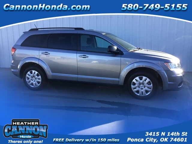 2016 Dodge Journey SE Ponca City OK