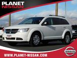 2016 Dodge Journey SE with 3d row seat