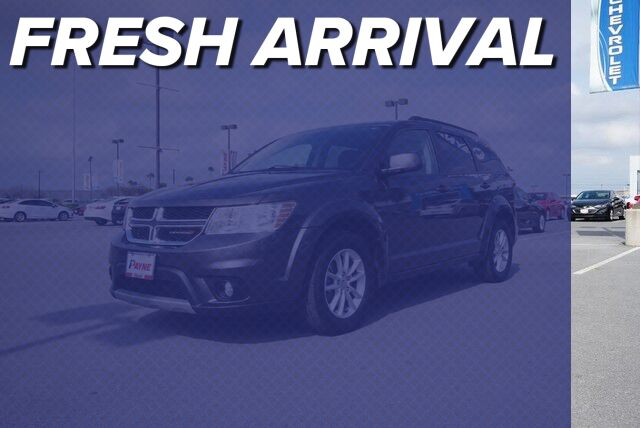 2016 Dodge Journey SXT Brownsville TX