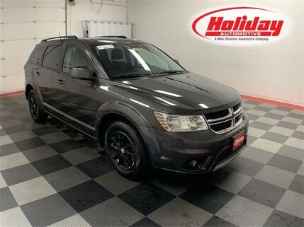 2016_Dodge_Journey_SXT_ Fond du Lac WI