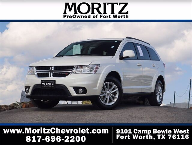 2016 Dodge Journey SXT Fort Worth TX