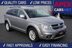2016_Dodge_Journey_SXT_ Fremont CA