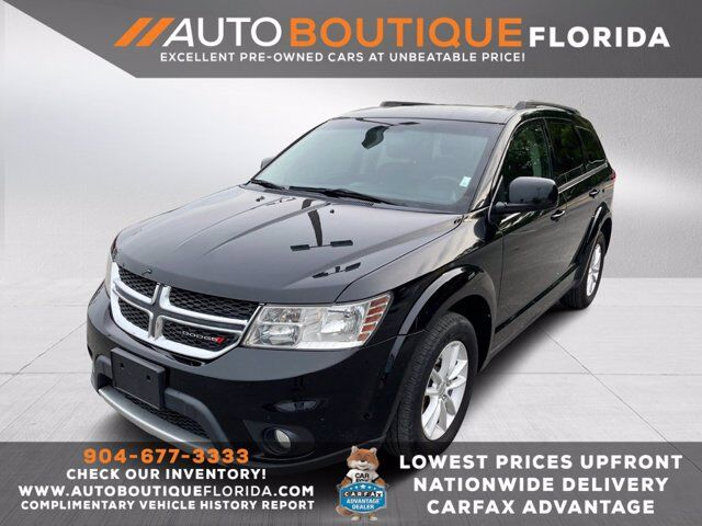 2016 Dodge Journey SXT Jacksonville  FL