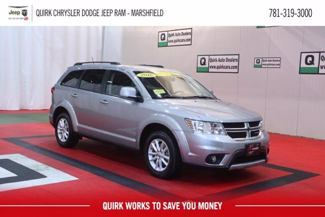 2016 Dodge Journey SXT Marshfield MA