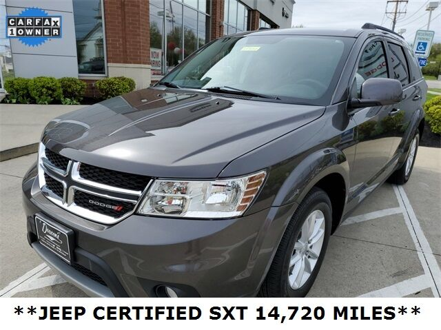 2016 Dodge Journey SXT Mayfield Village OH