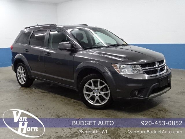 2016 Dodge Journey SXT Plymouth WI
