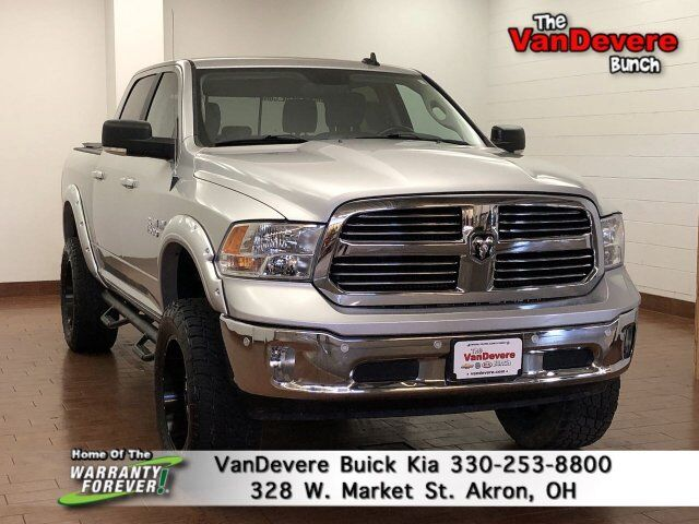 2016 Dodge Ram 1500 Big Horn Akron OH