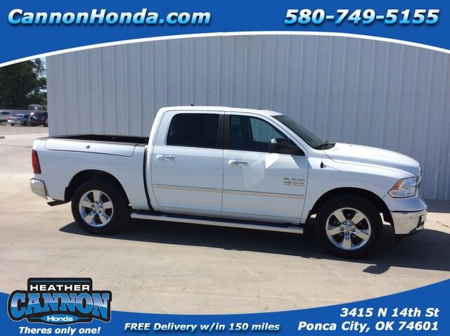 2016 Dodge Ram 1500 Big Horn Ponca City OK