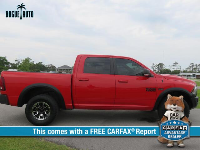 2016 Dodge Ram 1500 Rebel Rebel Newport NC