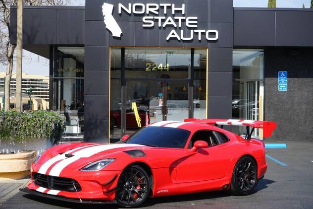 2016_Dodge_Viper_ACR_ Walnut Creek CA