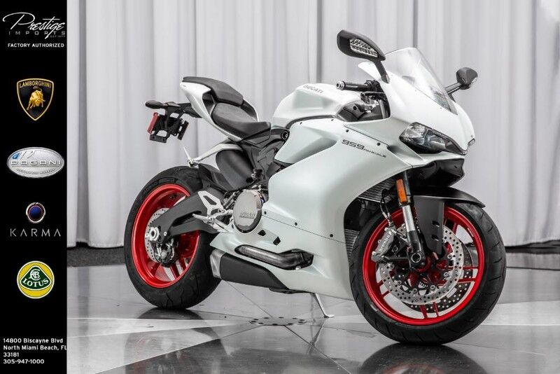 2016_Ducati_Panigale 959__ North Miami FL