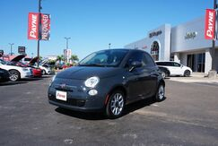 2016_FIAT_500_Easy_ Brownsville TX