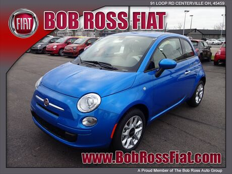 2016 FIAT 500 Easy Centerville OH